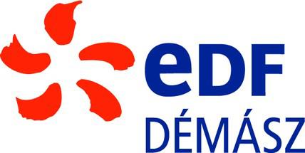 EDF DÉMÁSZ logó